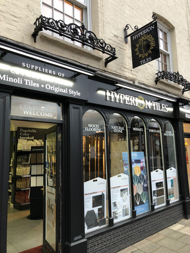 Hyperion Tiles Marlow shop
