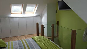 Loft Coversion with Fitted Wardrobes
