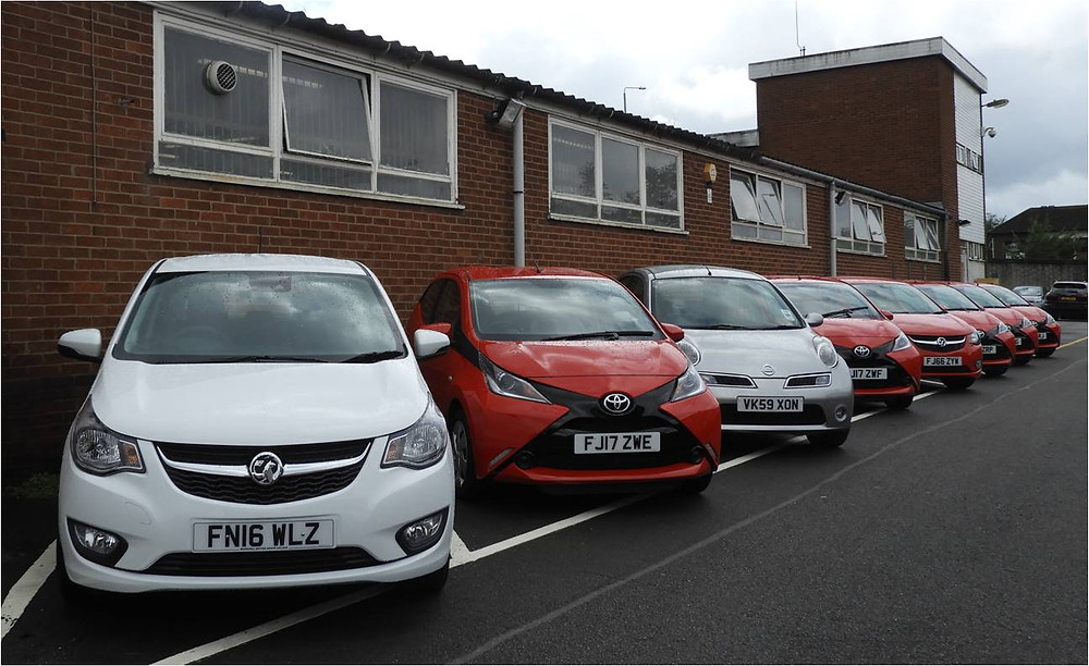 Our Fleet of Courtesy vehicles