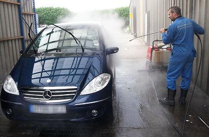 Mercedes garage services Nottingham