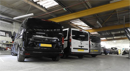 SMART repairs for fleet and company car vehicles in Leicester