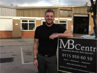 Our latest member to the MB Centre