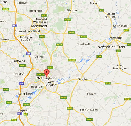 We cover the whole of Nottingham and Nottinghamshire for house clearance