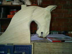 Carving The Head