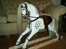 Bespoke Rocking Horse