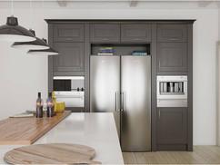 Charlbury Ptd Lava Cameo Oven Housing