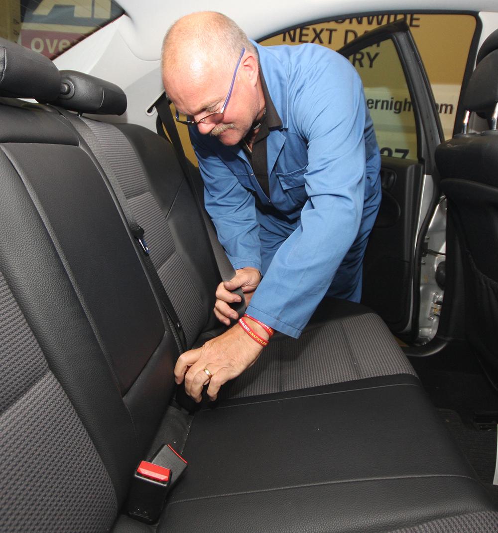 Seat Belt Checks