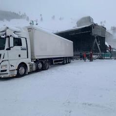 Truck Park Alpes D'huez