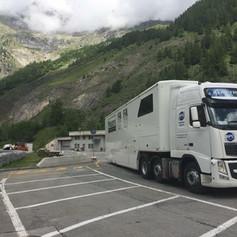 France / Italy Border