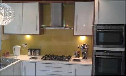Kitchen lighting Installation Nottingham