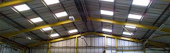 Factory lighting