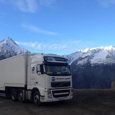 Delivery Alpes D'huez