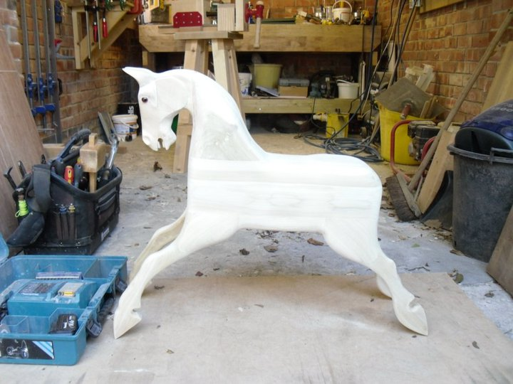 Starting To Resemble A Rocking Horse