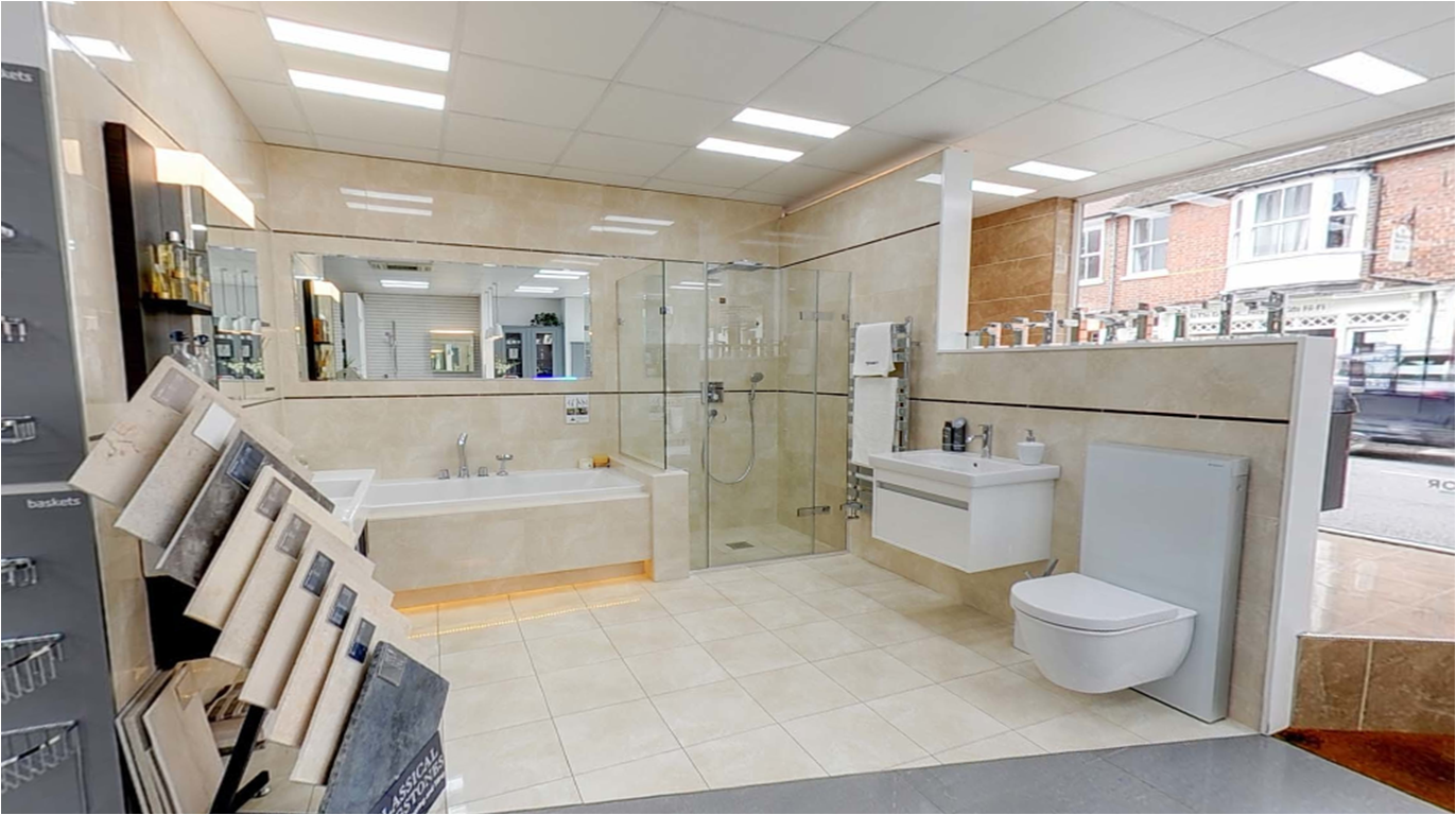 Bathroom Tiles available at our showroom