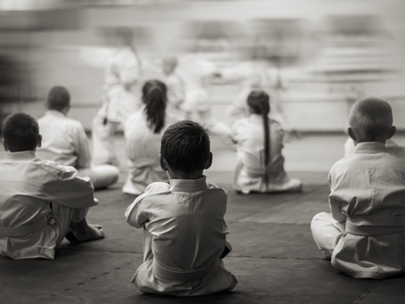 Re-join Lost Martial Arts students