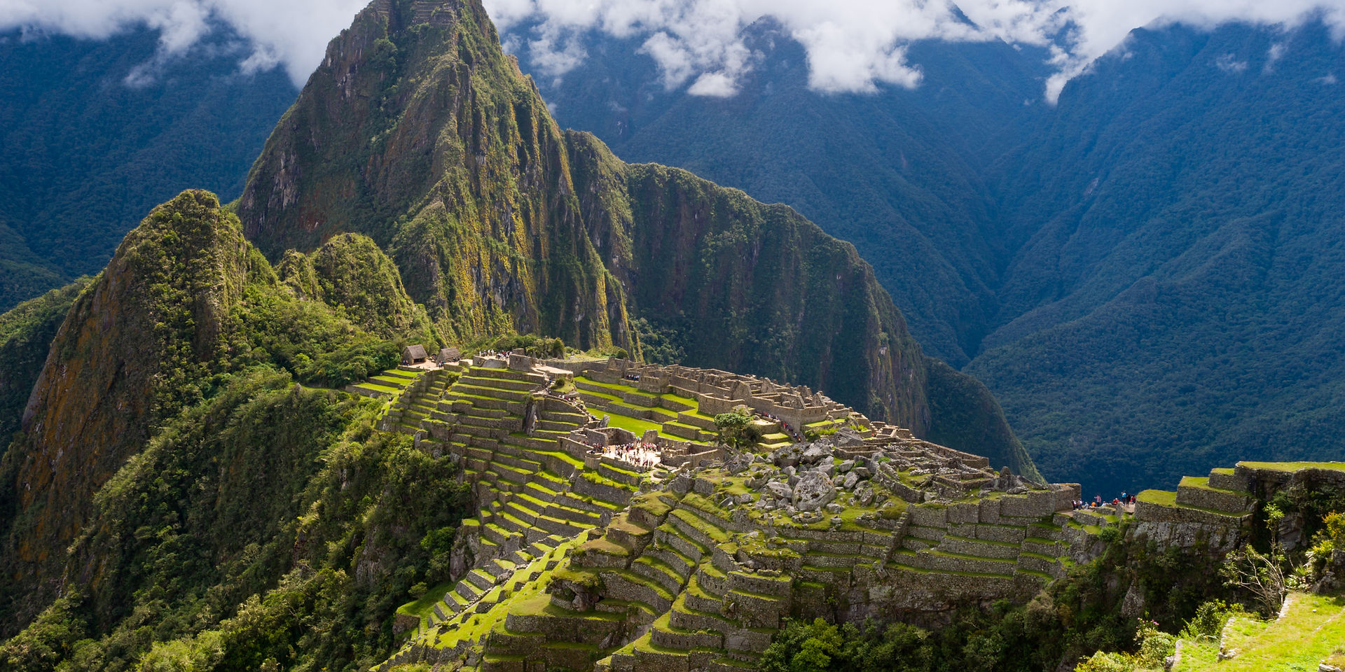 This image shows the Manchu Picchu compl