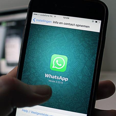 Conecte-se ao Lusco-Fusco através do Whatsapp