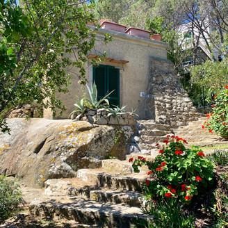 Pardini's Hermitage, Isola del Giglio, Italy.