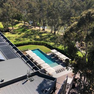Mitchelton Hotel, Goulburn Valley, Australia.