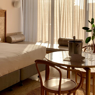 The Calile Hotel, Brisbane, Australia.