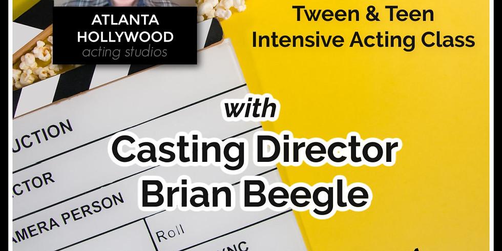 Tween & Teen Intensive with Brian Beegle