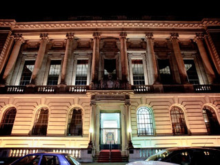 Maggie Nally Memorial Lecture 2019 - step inside One Great George Street