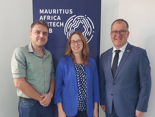 CIPR International hosts joint breakfast event with Mauritius Africa FinTech Hub