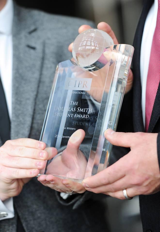 Douglas Smith Student Award