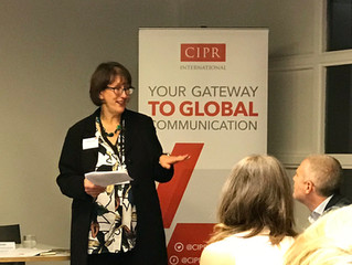 CIPR International EGM 2018 - Chair's address