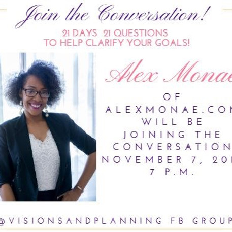 Winning Wednesday with EnVision and Planning FB Group