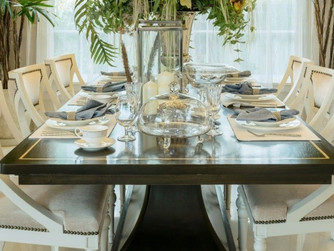 A seat at the table(God's Table)