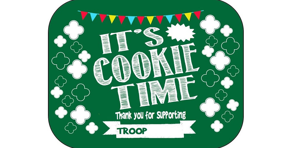 Its Cookie Time