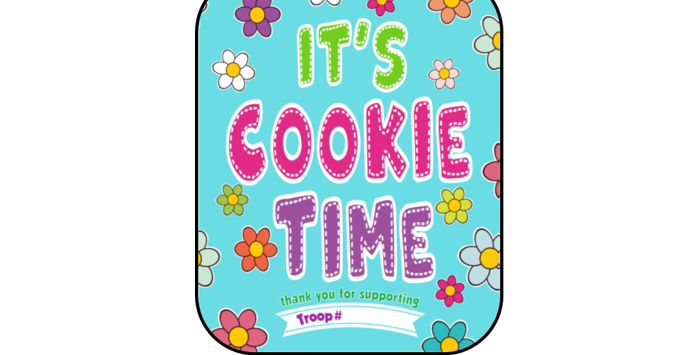 """Its Cookie Time """"Daisy"""""""