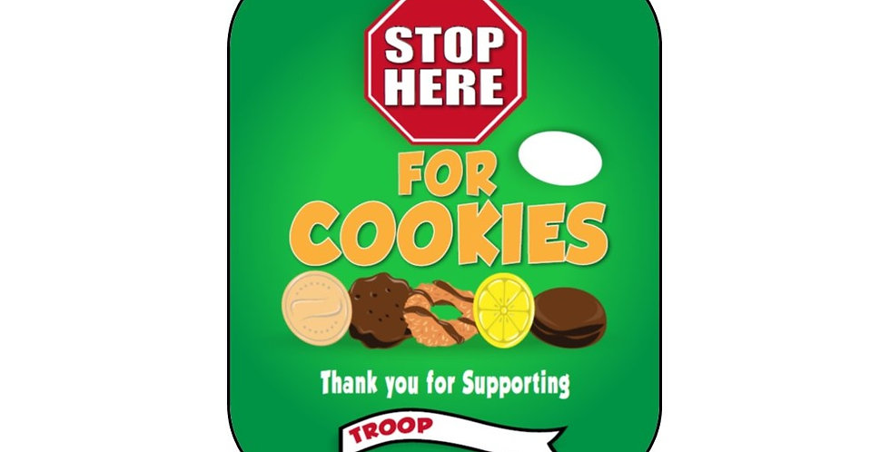 Stop Here for Cookies
