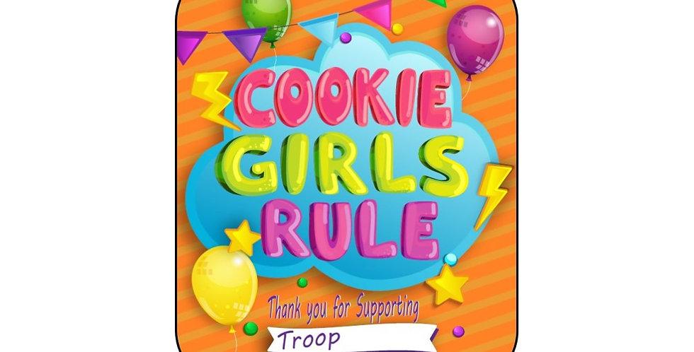 Cookie Girls Rule