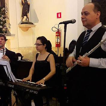 Canto e Flautista David Marçal