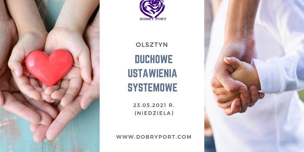 Warsztat: Duchowe Ustawienia Systemowe - Olsztyn