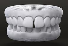 Teeth style - Gapped