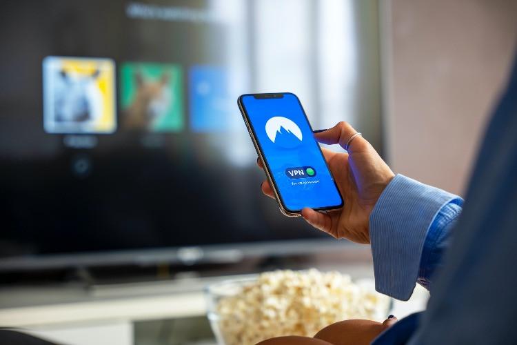 Applicazione VPN per smartphone