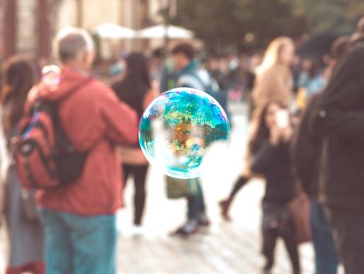 Dentro una bolla di filtraggio