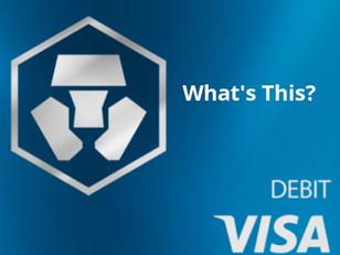 New!!! Bitcoin Debit card w/ Direct Deposit