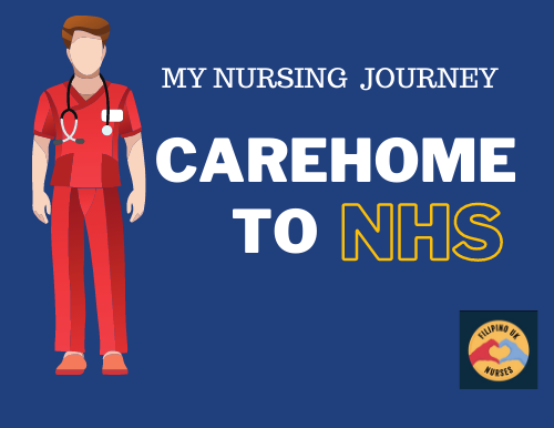 A Nurse's Journey: Nursing Home to NHS