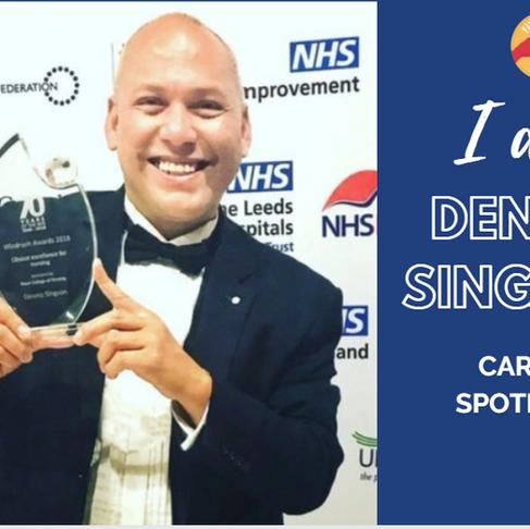 Career Spotlight: Dennis Singson, a Mental Health Specialist (RGN/RMN/Nurse Prescriber)
