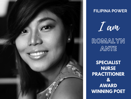 Romalyn Ante, a Filipina Nurse in the UK: Achievers in their Careers and Passion