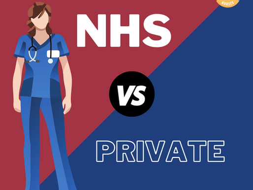 NHS or Private sector: where to work as a nurse?