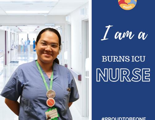 My Life as Burns ICU Nurse
