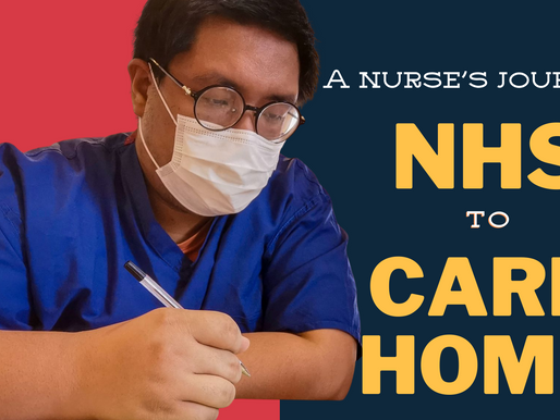Why I moved from NHS to Care Home as an Overseas Nurse