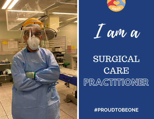 My Story as a Surgical Care Practitioner