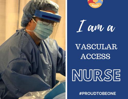 My Story as a Vascular Access Nurse