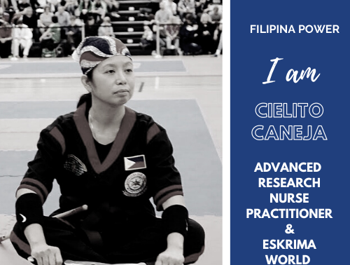 Cielo Caneja, a Filipina Nurse in the UK: Achievers In their Careers and Passion